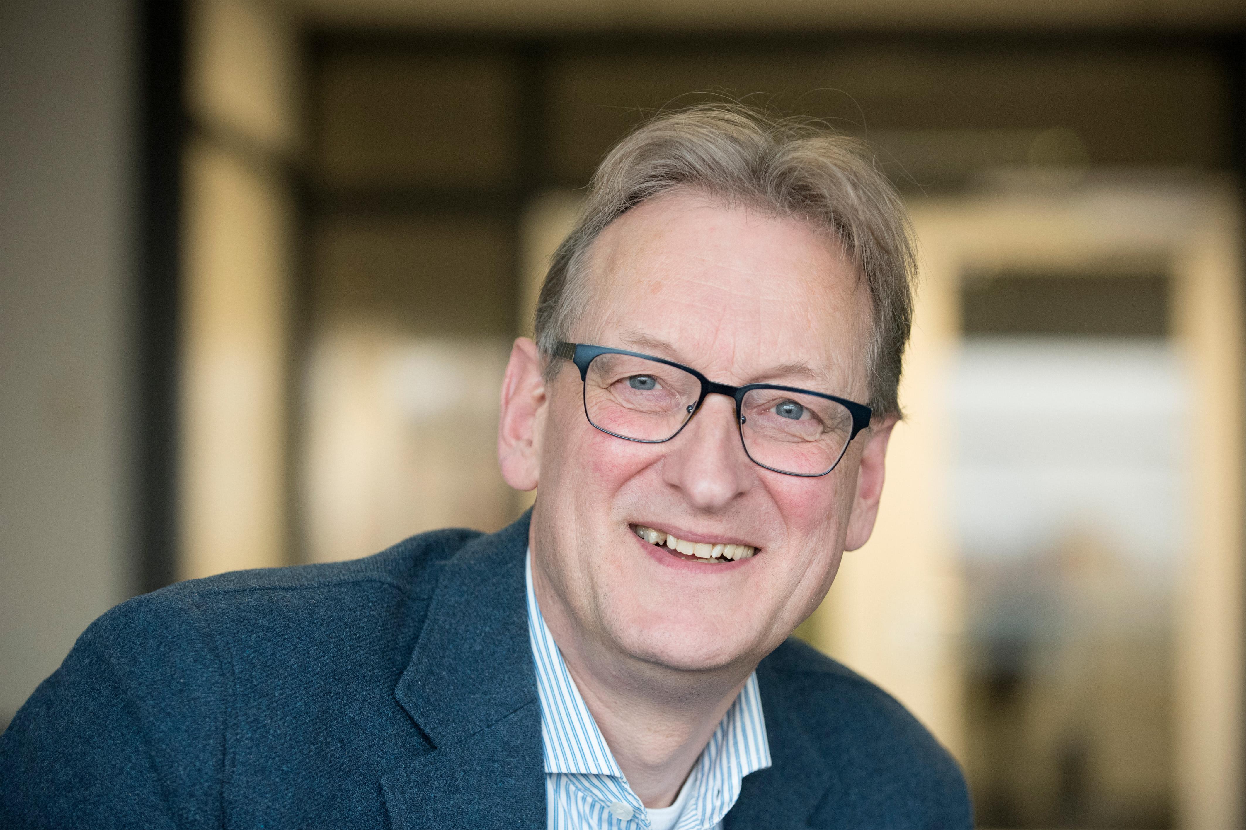 Portretfoto van Jan Heijs